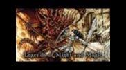 Епични музика-heroes V- Легендите за меча и магията.