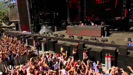 Hardwell live at Ultra Music Festival - Hd Broadcast by Umf.tv