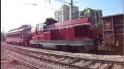 Лтв 20 732 с локомотиви 43 551 и 55 186