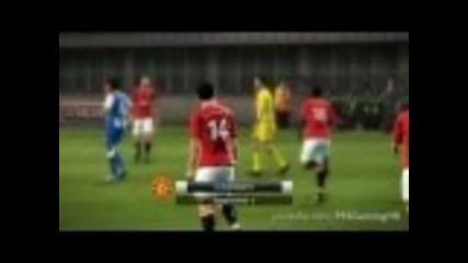 Pesgaminghd - Pes 12 demo (gameplay) Manchester United - Fc Porto
