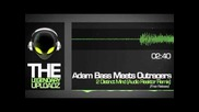 Adam Bass Meets Outragers - 2 Distinct Mind (audio Reaktor Remix) [full Hq + Hd Free Release]