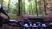A short enduro ride (beautiful trial)