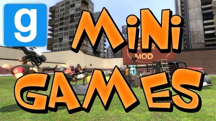 Garry's mod | Mini games |