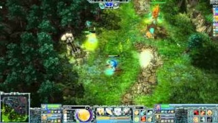 Heroes of newerth Valkyrie arrows by pro