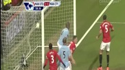 Manchester United Vs Manchester City 1-2