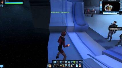 Star Trek: Online - How to climb medical