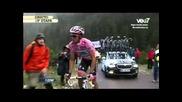 Alberto Contador Giro d'italia