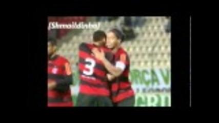 Роналдиньо изригна с два гола за Фламенго 29.06.2011