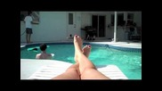 Pool Side with Alli Speed and Justin Speed