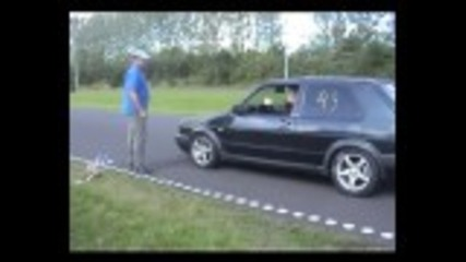 Golf Mk2 r36 Turbo 4motion
