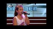 Преслава Петрова 10 години, гр Търговище Junior Eurovis