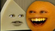 Дразнещият портокал