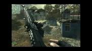 Call of Duty Modern Warfare 3 Moab с Spas 12 ( Full H D )