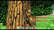 Smaxnat Survival ! Епизод.1 - Построяване на мизерна къща !