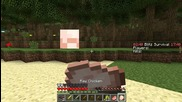 Minecraft Minigames Eпизод 2 - Blitz Survival Games