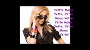 [new] Nick Kamarera & Alinka - Get A Life (mama Yette) [lyrics]