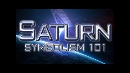 Saturn Symbolism - Occult and Satanic Symbolism 101