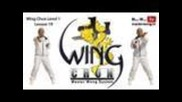 Wing Chun Lesson 19 : basic hand exercise/ static blocking for high kicks