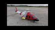 Agusta 109 (450 Size) Scale Retracts/lights/rotor Head