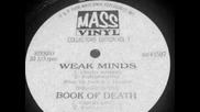 Hitech,j-treads,8track,the Hermit - Weak Minds / Book Of Death