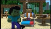 Minecraft Style - A Parody Of Psy's Gagnam Style