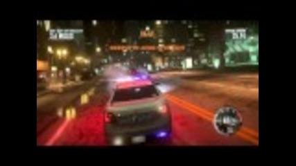 Need for Speed The Run - E3 Gameplay Video (8 Minuten)