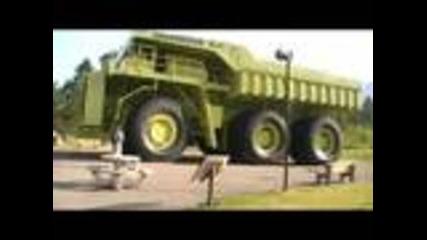 Най Големия Камион у Света :)