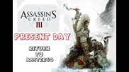 Assassin's Creed 3 - Present Day - Return To Abstergo