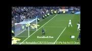 Heвepоятeн гол на Роналдо с ножица (отменен)