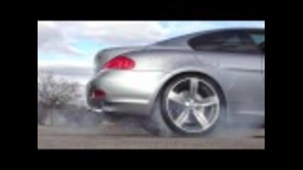 Bmw Burnout Drift 6 Series