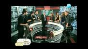 Suga' Mamma & Voice of Boys (x Factor Bulgaria - Премиера) - Let It Snow