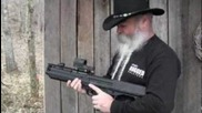 Kel-tec Ksg Bullpup Pump-action 12 Gauge Shotgun