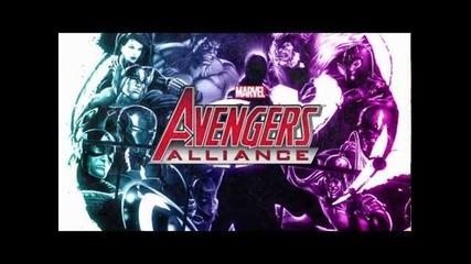 Marvel: Avengers Alliance Trailer-the New Facebook Game