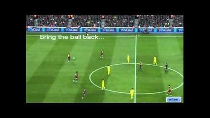 Fc Barcelona tactics under Pep Guardiola