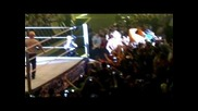 The Big Show Entrance Wwe Smackdown 15.4.12