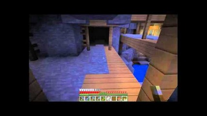 Minecraft interesting places 1ep.