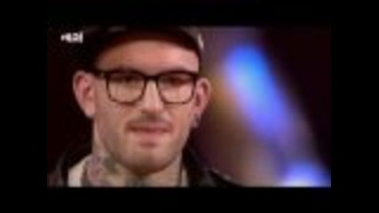 Ben Saunders Vs Yvette Keijzers The Voice of Holland