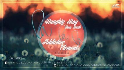 Naughty Boy Ft. Sam Smith - La La La (drumef Club Remix)