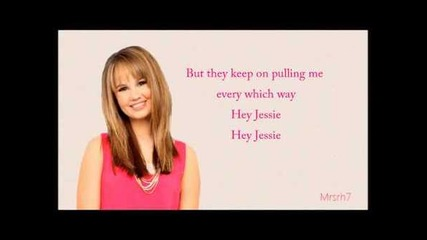 Debby Ryan - Hey Jessie