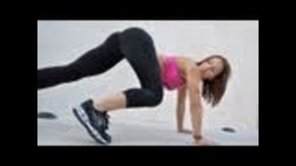 Amazing Fat Burn Worktout with Zuzana Light Bodyrock.tv