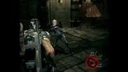 Resident Evil 5 Walkthrough - Глава 5-3: Съоръжение за изследване на Уроборос