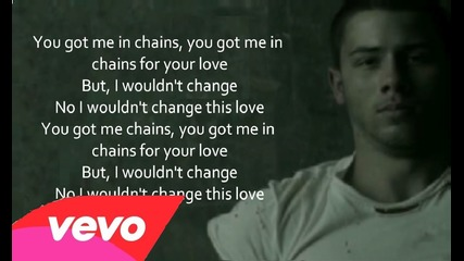 Nick Jonas - Chains (lyrics)