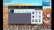 Как да добавим субтитри в филм!! ( на windows 8 )