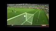 New! Mls All - Star Team vs Man. United 0-4 - гол на Берба