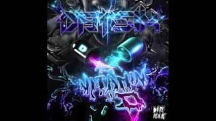 Разбива! Datsik - Light the Fuse (dubstep) (hd)