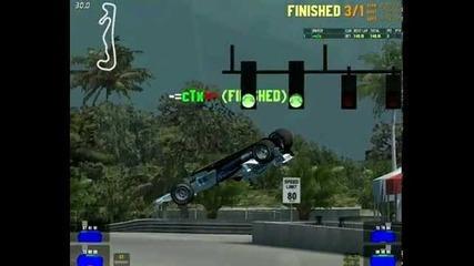 Live for speed - epic crash
