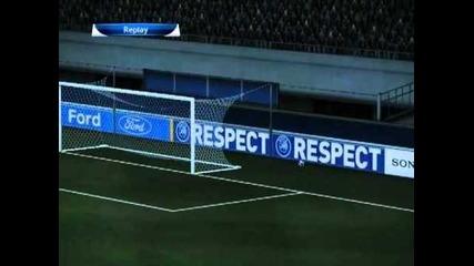 Pes 2010 (bg Коментиране) Uefa #1