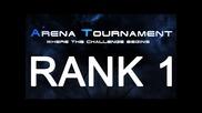 Arena Tournament 2v2 Rank 1 Acrid & Stige