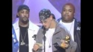 Еминем Получава Награда от P diddy за най добър албум Show