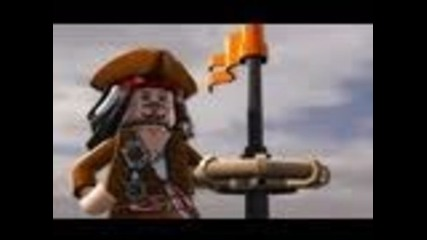 Lego Pirates of the Caribbean: Official Trailer